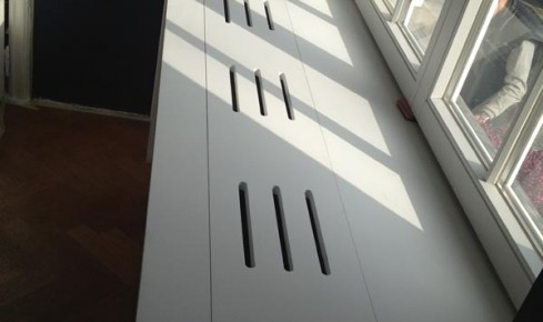 radiator-aftimmering